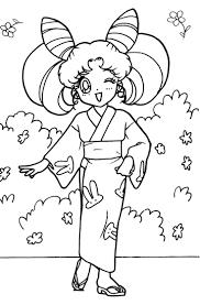 Chibi062 Jpg 1200 1829 Coloring Pagessailor