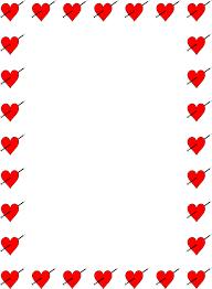 Microsoft Word Hearts Free Microsoft Clip Art Borders Cliparts Co