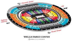 Philadelphia 76ers Tickets Seating Chart Fc_seating_price Philadelphia 76ers