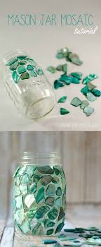 Decorating Mason Jars Best 25 Jar Crafts Ideas On Pinterest Jars Mason Jar Diy And