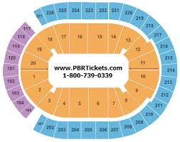 Nfr 2018 Seating Chart Nfr Tickets 2018 2019 Dates National Finals Rodeo And
