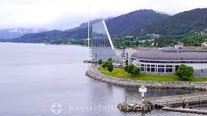 Die norwegische Stadt Molde und ihre Sehenswürdigkeiten