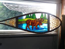 stained glass supplies philadelphia best stained glass ideas images on mosaics stained glass moose snowshoe stained stained glass