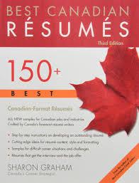 Canadian Resume Book Therpgmovie