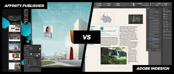 Affinity Publisher Vs Adobe InDesign: A New Substitute for InDesign