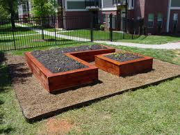 raised garden bed design fall beds with covers