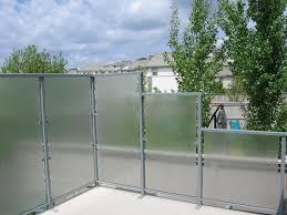 multi level privacy wall mountain view sun decks mountainviewsundecks glass railing