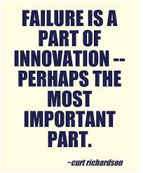 Innovation Quotes Mesmerizing This Quote Reminds Us That Our Students May Fail While Being