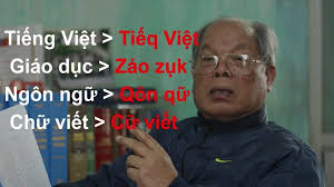 Image result for Đề xuất chử Quoc Ngữ