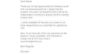 Resignation Of Employment Employment Resignation Letter Template