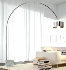 interior contemporary floor lamp lamps with table attached large designer australia