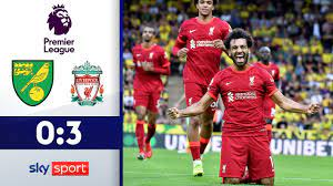Salah begeistert zum Auftakt | Norwich City - Liverpool 0:3 | Highlights -  Premier League 2021/22 - YouTube