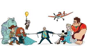 Animation Studios Pixar Vs Disney Animation John Lasseters Tricky Tug Of