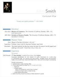 Modern Cv Sample Resume Templates Pdf Resume Sample