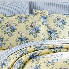 laura ashley king size quilts ruffled garden