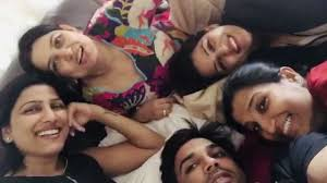 Sushant Singh Rajput's sister Shweta shares old video with all siblings,  addresses late actor as 'Mahendra Singh Dhoni'