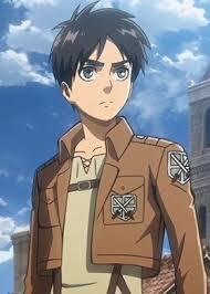 Principal en shingeki no kyojin administrador y vocero sobre el juego de attack on titan tribute game. Eren Jaeger Anime Planet