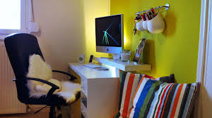 ikea office supplies. Wall-Hanging Office Supplies: A Fun Use Of Small Workspace Ikea Supplies