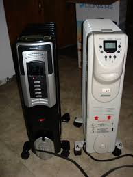 1500w oil heaters bionaire vs garrison mattgadient com both are powered on it s a bit dim in the room so in the 1st image the camera s flash is off in the 2nd image the camera s flash is on