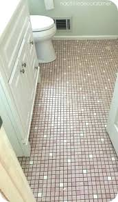 exciting painting vinyl floor tile how