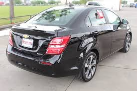 Certified Used 2017 Chevrolet Sonic Premier 4dr Sdn Auto For Sale in ...