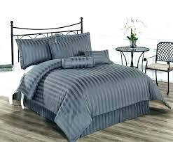 dark gray comforter queen king size solid bedding twin gre