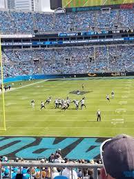 Carolina Panthers Interactive Seating Chart Photos At Bank Of America Stadium