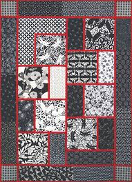 Big Block Quilt Patterns Classy The Big Block Quilt Pattern BCC48 Intermediate Lap And Throw
