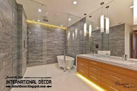 bathroom modern lighting. Fabulous Bathroom Lighting Design Ideas Pictures And Led Light Fixtures For  Enchanting Outdoor Room Creative On Bathroom Modern Lighting R