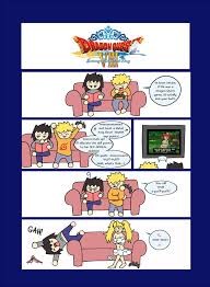 Dragon Quest Naruto Style By Sweetduke On Deviantart