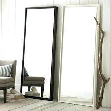 Giant floor mirror Foot Giant Floor Mirror Womenofdistinctioninfo Decoration Giant Floor Mirror