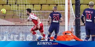 Psg   AS Monaco Vs PSG - Fabregas Masuk ...