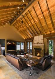 Image Home Cathedral Ceiling Lighting Living Room Rustic With Cable Lighting Lighting In 2019 Pinterest Ceiling Living Room Lighting And Ceiling Lights Pinterest Cathedral Ceiling Lighting Living Room Rustic With Cable Lighting
