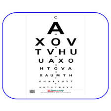 Standard Eye Test Chart Printable Vision Chart Eye Chart Latest Price Manufacturers Suppliers