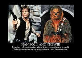 Han Solo Quotes Best Han Solo And Chewie By WinterPhantom On DeviantArt