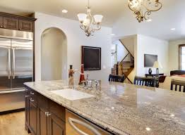 Brown Granite Kitchen Countertops Kitchen Design Gallery Great Lakes Granite Marble