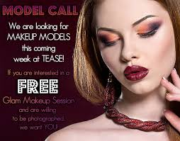 have you always wondered what your makeup could look like if you had it done professionally well here s your chance and you can get it done for free