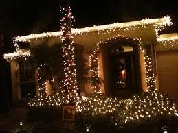 xmas lighting ideas. Xmas Lights Outdoor Decorations Lighting Ideas Modern Christmas D