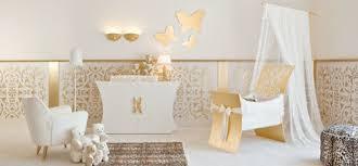 luxury baby luxury nursery. Gold-leaf-nursery. Gold Leaf Nursery. A Luxury Baby Nursery