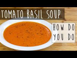 delicious tomato basil soup you