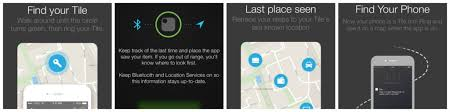 tile app review.  Tile Tile Bluetooth Tracker Review To App 3