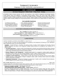 Cfo Resume Financial Planning Education For Consumers Central Bank Of 58
