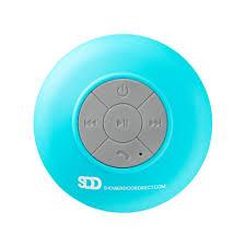 Showerdoordirect Waterproof Bluetooth Shower Speaker with Suction ...