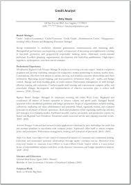 Assistant Credit Manager Job Description Credit Analyst Tax Credit ...
