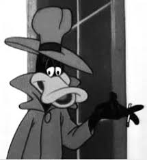 Image result for suspicious daffy