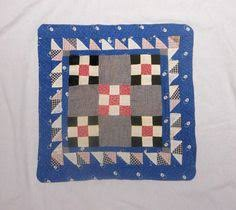 Antique Doll Ohio Star Quilt   Quilting   Pinterest   Antique ... & Find this Pin and more on Sewing - Quilts. Vintage & Antique Doll Quilts  For Sale Adamdwight.com