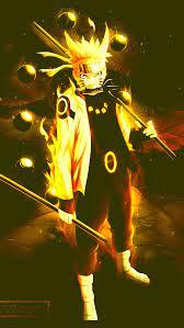 Naruto Wallpaper Iphone Sage Mode ...