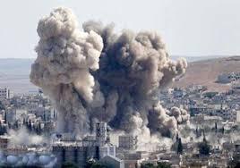 Image result for تروریستها از غوطه شرقی مدارس دمشق را به موشک بستند