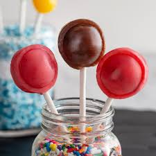 Paper Lollipop Cake Pop Chocolate Stick 8 X 532 6500case