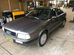 Audi 80 20 E 90pk 1992 Review Autoweeknl